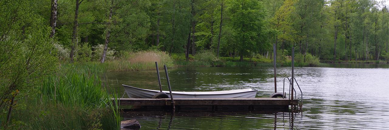 Om sjöarna